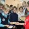 Ребята прочувствовали вкус хлеба фронтового в Жемчужненской школе