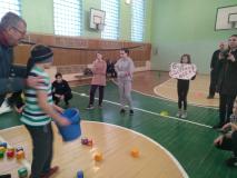 Спортивная битва в могилёвской школе № 28