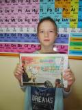 Марина Гайдель поздравляет газету с юбилеем