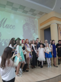 """""""Мисс Весна-2020″ в могилёвской гимназии № 3"""