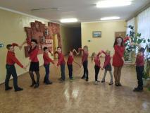 Цветная неделя в Журавичской школе