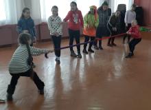 Масленицу с размахом отметили в центре дополнительного образования Кировска