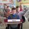 Читатели Руденской детской библиотеки прислали поздравительный стих к юбилею