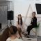 Даша Максименко рассказывает про свой первый опыт съёмок