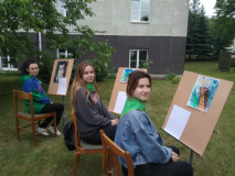 Летний лагерь в новогрудской школе № 5