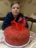 Миша Сидоренко устроил маме на день рождения аппетитный сюрприз