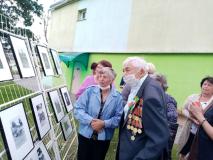 100 лет исполнилось 1 июля жителю Новогрудского района Ивану Игнатьевичу Комару