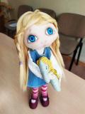 Встречайте новую редакционную куклу-путешественницу!