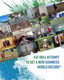 Готовы установить новый  Мировой рекорд Гиннесса