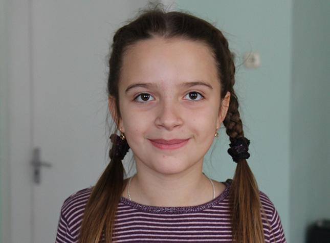 Карина БЕЛОГЛАЗОВА