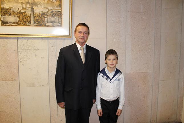 Анатолий и Витя Кишило