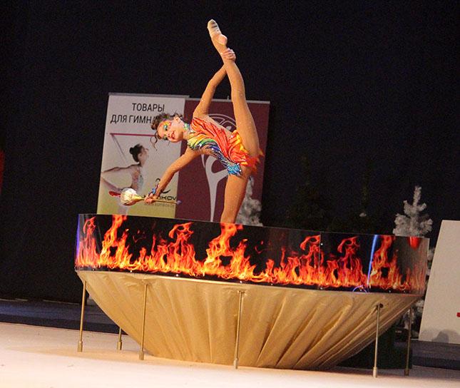 олимпийское пламя