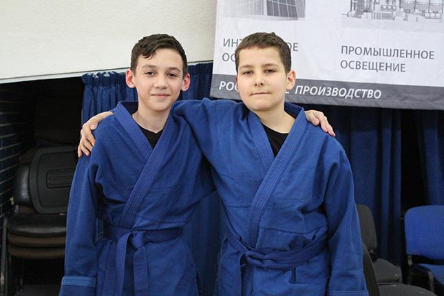Иль Корнийчук и Илья Кучинский