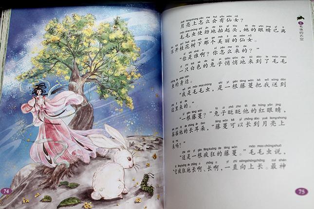 китайская книга