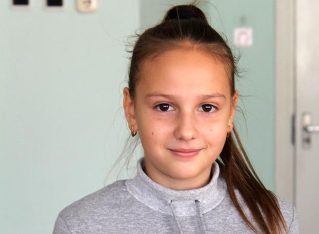 Даша Мордвинова