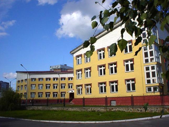 школа 13 жлобин