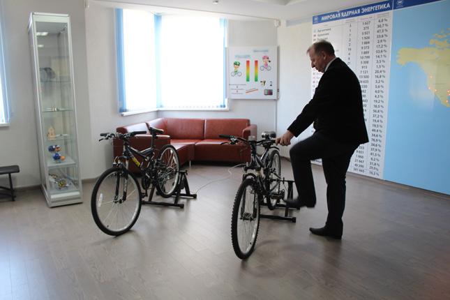 велогенераторы