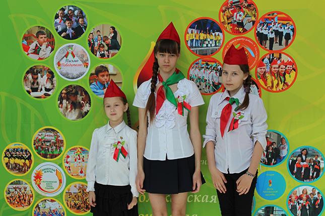 школьницы