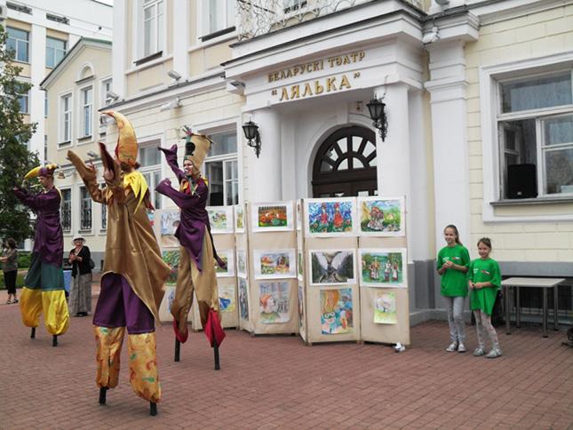 Гостеприимный Витебск
