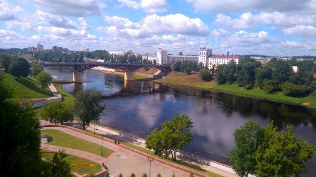 Прекрасный Витебск