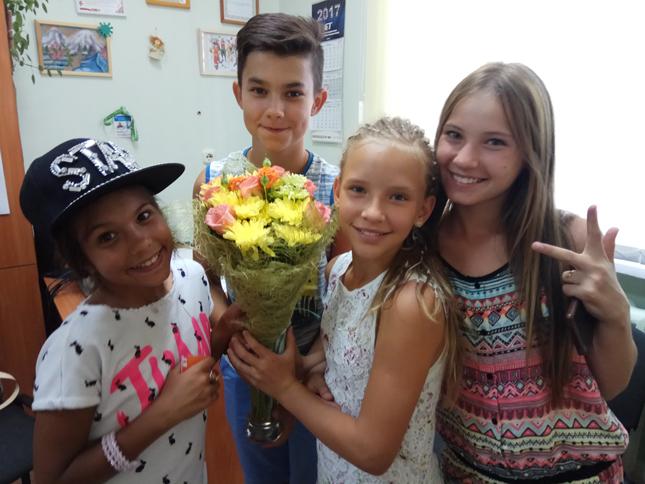Квартет Национального центра детского творчества им. В