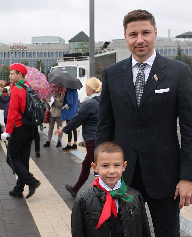 С Александром Богдановичем