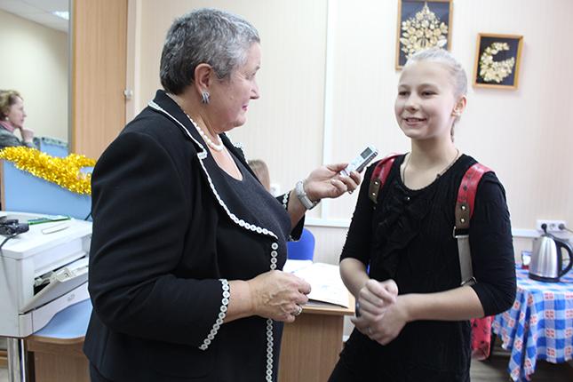 Интервью для Минской волны