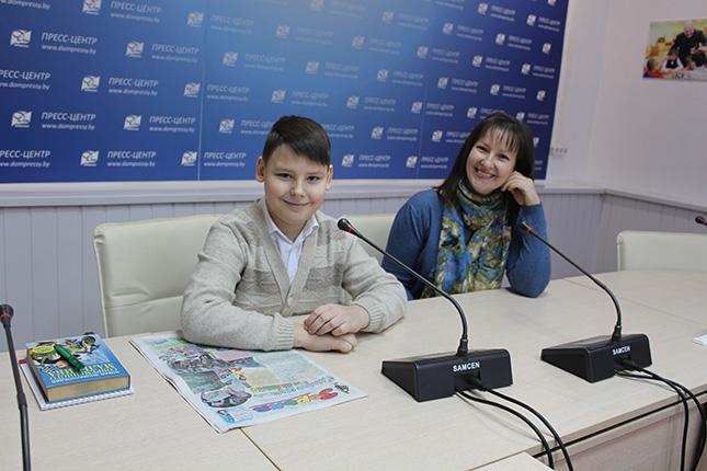 В пресс-центре