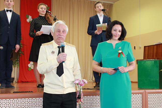Директор гимназии Лариса Леонидовна Смагина