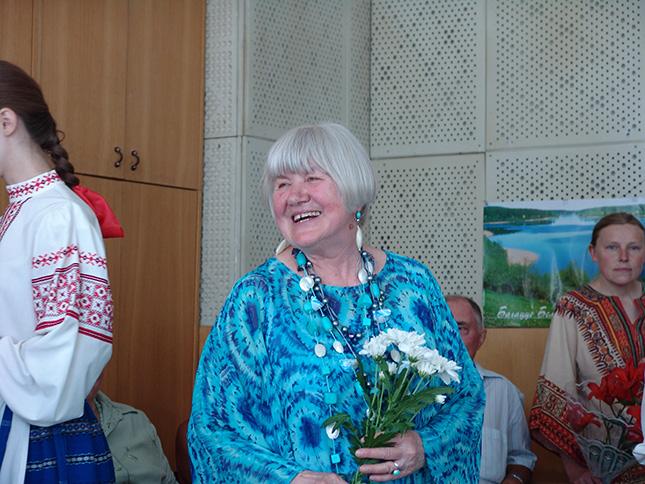 Эмма Александровна Фокина