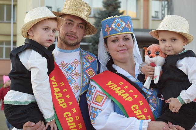 Семья Хацкевичей