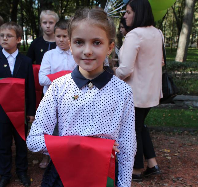 октябрята в Минске
