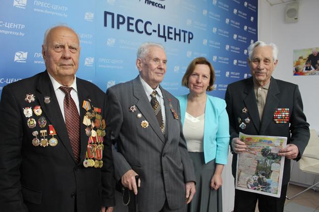 Гости и ЛН Грамович
