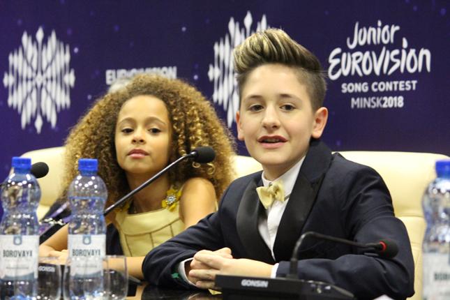 Мелисса и Марко