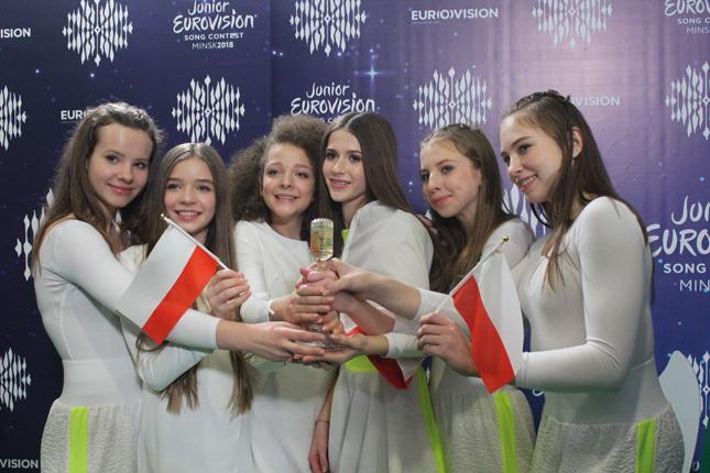 Победа Польши на Евровидении