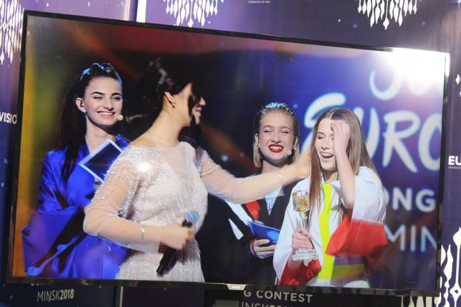Победа на Евровидении