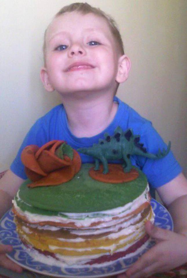 тортик Дениса
