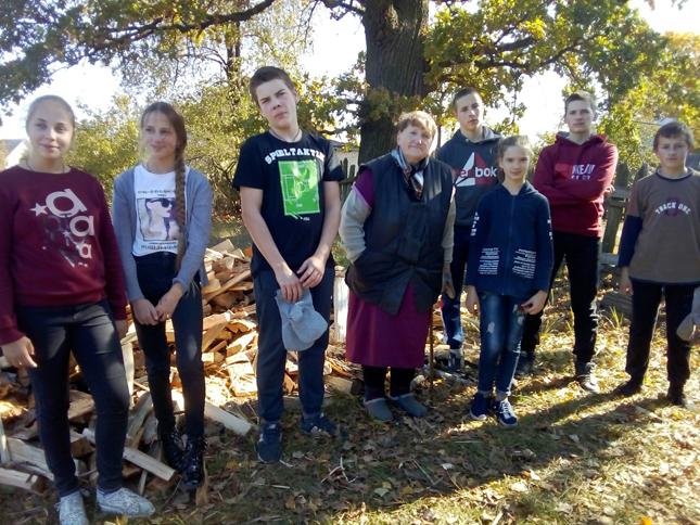 Красноборский детский сад-средняя школа