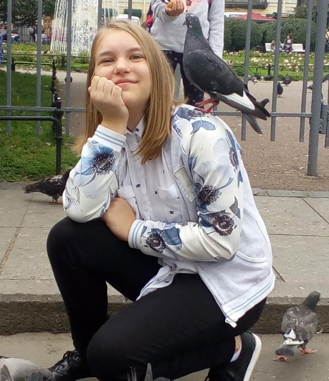 2  Елизавета Булатова