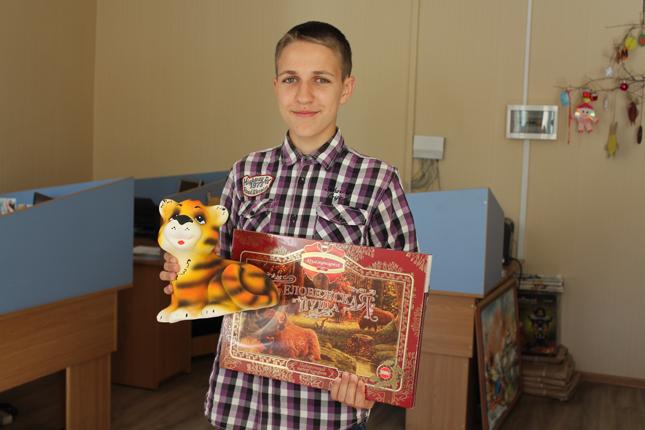 Илья Сеньков в редакции