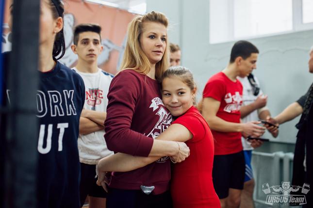 Карина Ховавко-пауэрлифтинг