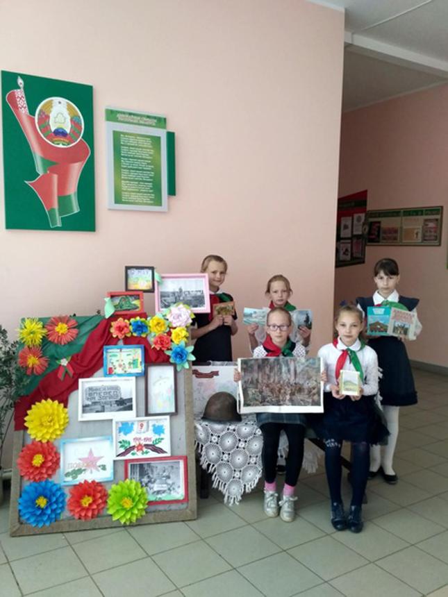 Полецкишкая школа