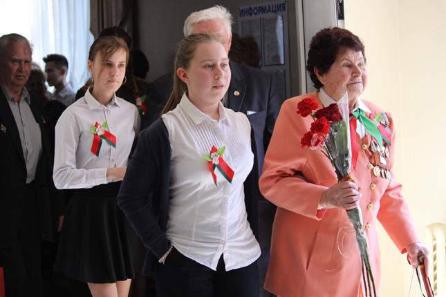 батальон орлят Ада Алексеевна