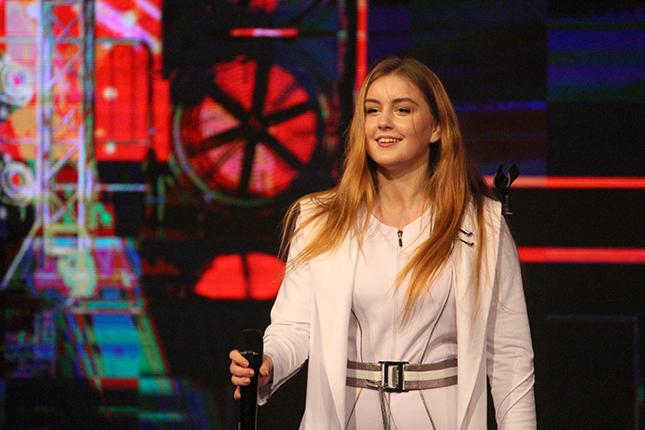 Анастасия Жабко