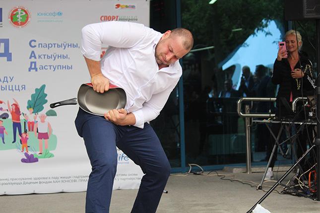 Белорусский богатырь
