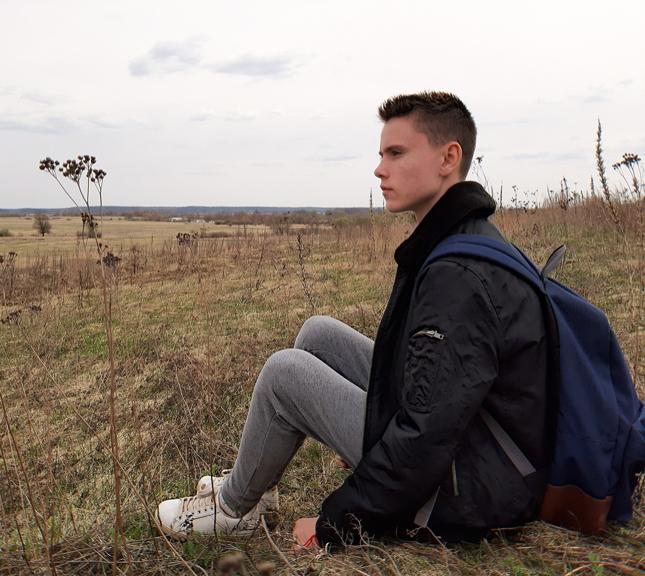 Даниил Халейко: школьник, который самостоятельно путешествует по Беларуси