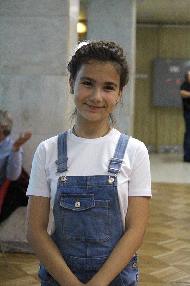 Ксюша Галецкая