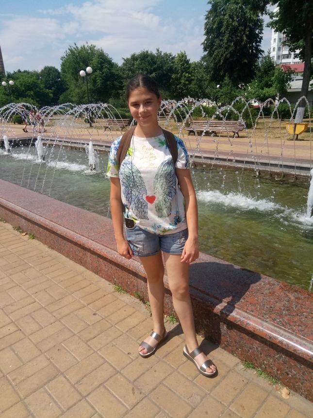 Настя Соколова