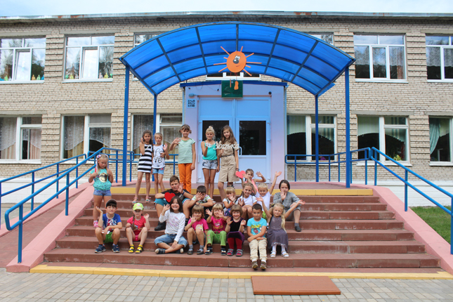 Экскурсия с юнкорами из Петревичского детского сада–средней школы