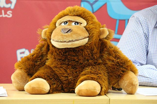 Та самая обезьяна